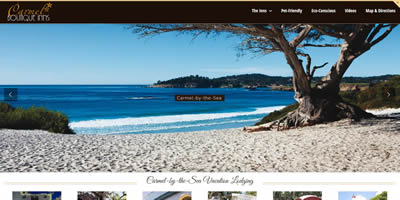 carmel boutique inns carmel by the sea lodging