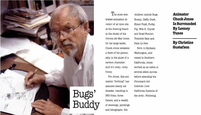 chuck jones bugs bunney