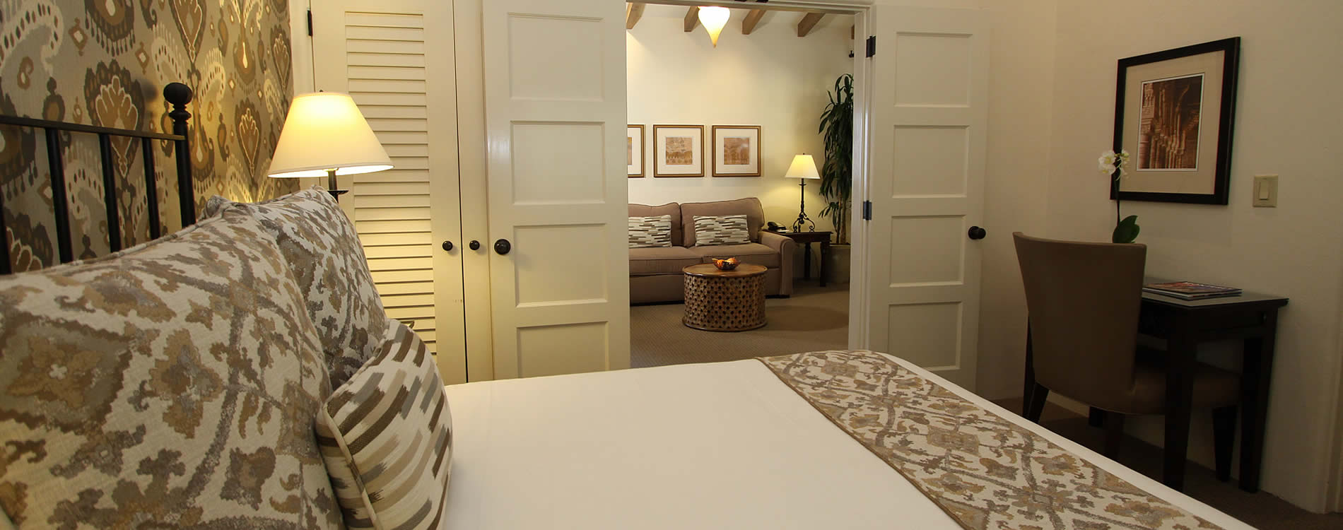 website design photography boutique hotels, bed and breakfasts