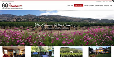 go sonoma wine country lodging