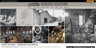 sutter creek knight foundry