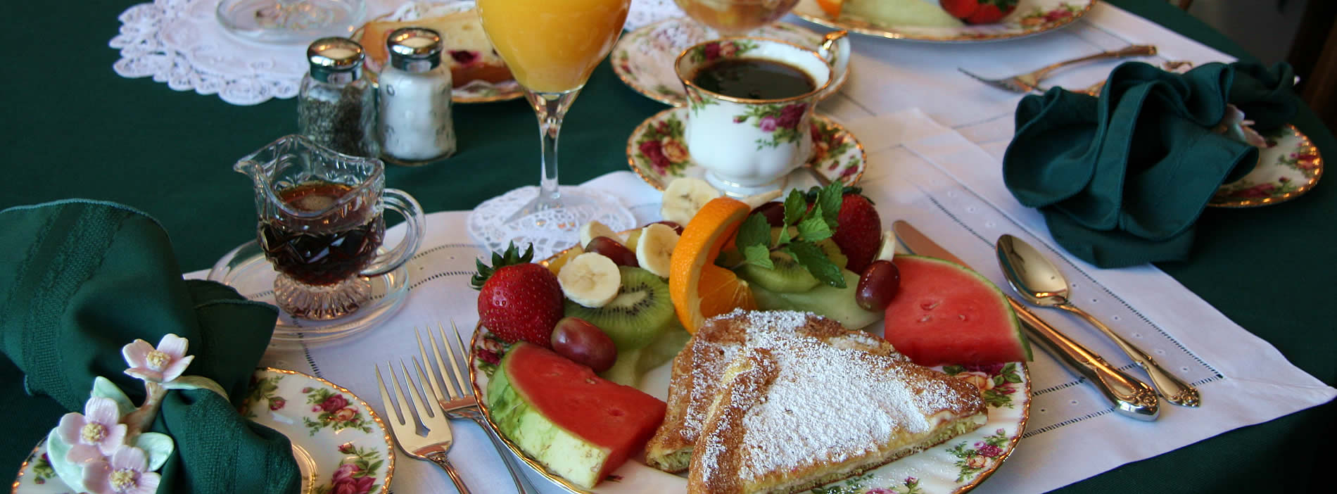 website design and marketing bed and breakfast inns
