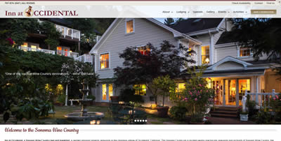 inn at occidental sonoma wine country boutique hotel