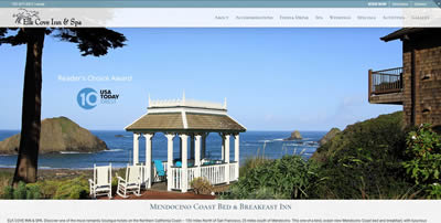 elk cove inn mendocino coast bed and breakfast