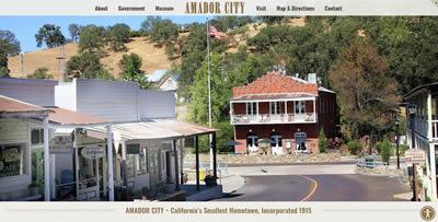 amador city gov